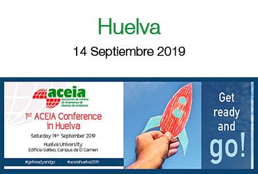1st ACEIA Conference in Huelva